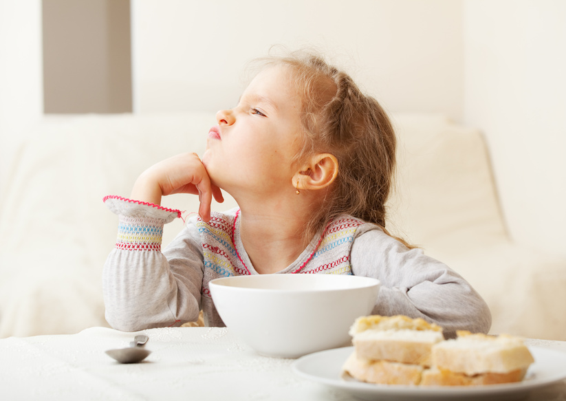 好き嫌いが多い子供のご飯を残す理由と克服するための魔法の言葉!