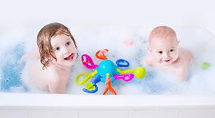 子供の風呂嫌いを風呂好きにする5つの工夫