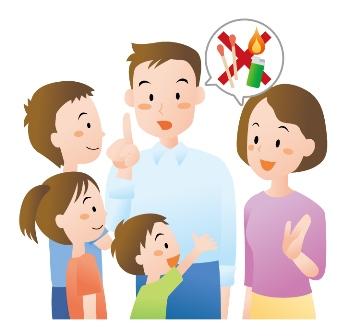 playing-with-fire6 子供の火遊び、叱るだけではない父親の取るべきこんな対応