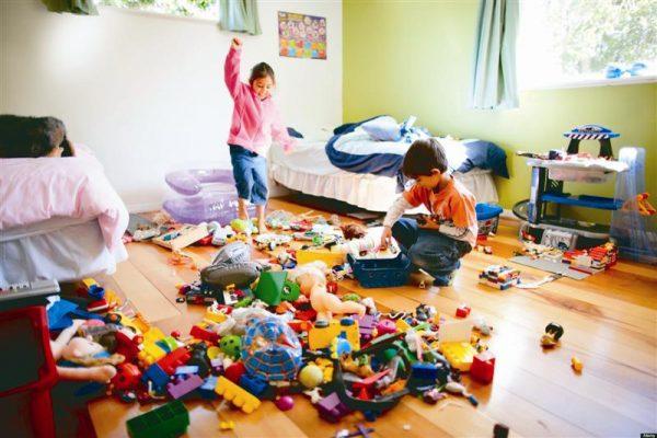 tidy1-600x400 子供が片付けできない!叱る前に「片付け上手な子供」を育てるパパのこんな行動