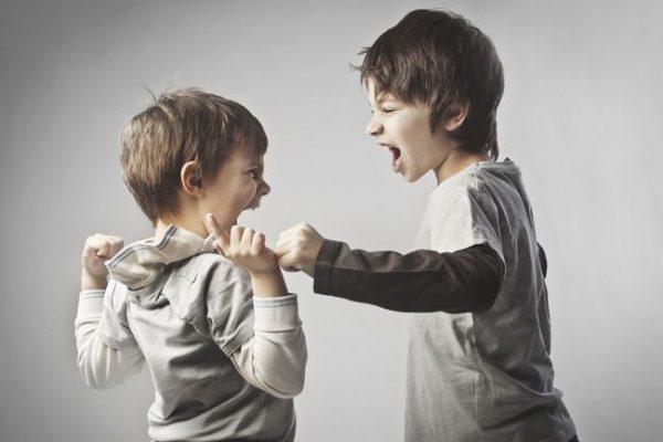 brothers-fight-600x400 子供がヒステリックな理由はママにあった!ママの原因と子供がヒステリックにならないための対応策