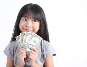 子供のお小遣いは平均いくら?無駄遣いから学ぶこんなこと