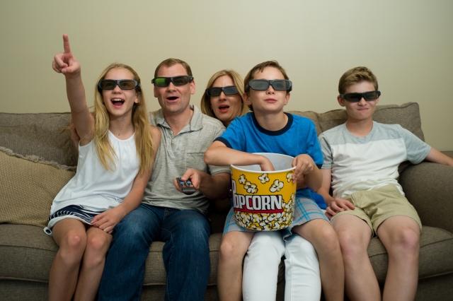 クリスマスに子どもと見たい映画ランキング