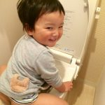 トイレトレーニングはカンタン!と思ったが末っ子(2歳児)に同じ手は通じなかった。