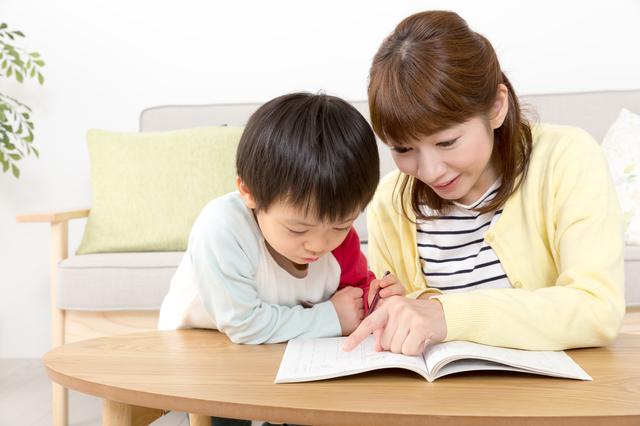 幼児が勉強嫌いにならず自ら進んで勉強するために必要な親の接し方!