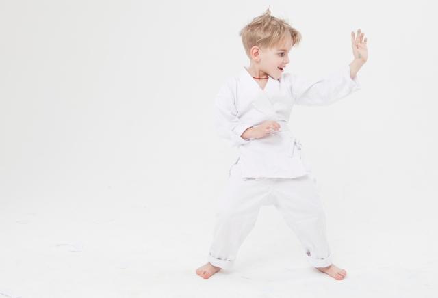 子供の習い事 / 空手と受験で成長を実感したこんなやる気の変化!