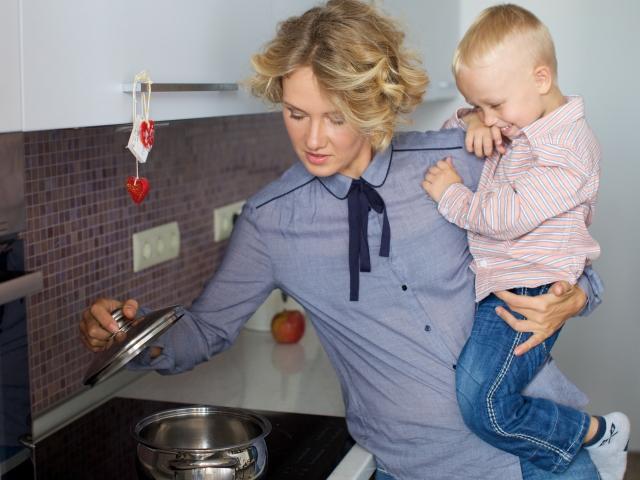 """仕事と子育ての""""両立のコツ""""はないが、ラクになる方法はある。"""